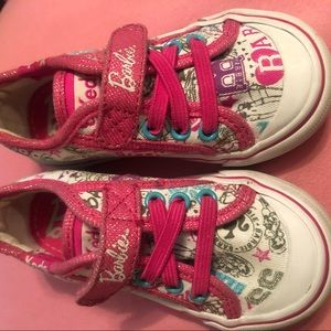 Toddler shoes Barbie keds